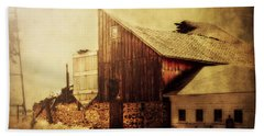 Field Stone Barn 2 Bath Towel