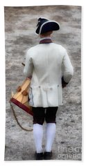 Fife And Drum Hand Towel