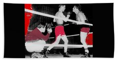 Film Noir Cinematographer James Wong Howe John Garfield Body And Soul 1947 Color Added 2013 Hand Towel