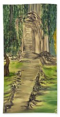 Finding Our Path Bath Towel