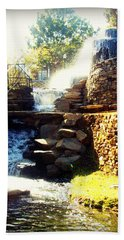 Finlay Park Fountain Hand Towel
