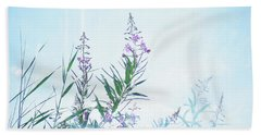 Fireweed Number Two Bath Towel