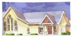 First Presbyterian Church II Ironton Missouri Hand Towel