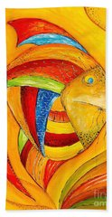 Fish 428-08-13 Marucii Bath Towel