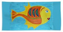 Fishie Bath Towel
