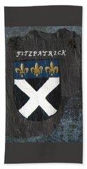 Fitzpatrick Hand Towel by Barbara McDevitt