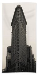 Flatiron Building - Nyc Hand Towel