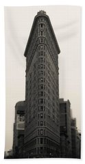 Flatiron Building - Nyc Hand Towel