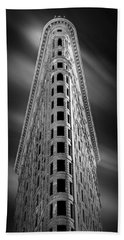 Flatiron Nights Bath Towel