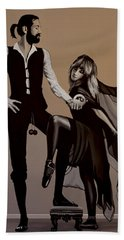 Fleetwood Mac Rumours Hand Towel by Paul Meijering