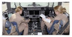 Flight Captains Review Flight Hand Towel
