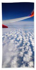 Flight Home Bath Towel