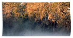 Hand Towel featuring the photograph Flint River 14 by Kim Pate