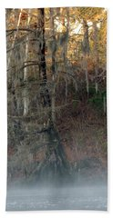 Hand Towel featuring the photograph Flint River 15 by Kim Pate