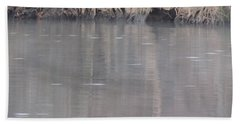 Hand Towel featuring the photograph Flint River 6 by Kim Pate