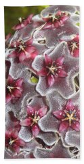 Floral Presence - Signed Bath Towel
