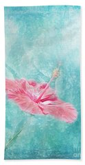 Flower Dancer Bath Towel