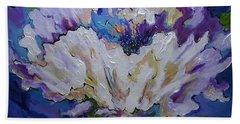 Flower For A Friend Hand Towel