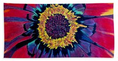Flowerburst Bath Towel