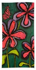 Flowers 4 Sydney Hand Towel
