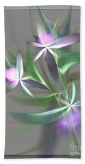 Flowers For You Hand Towel