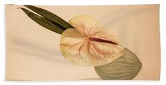 Flowers In Vases 6 Bath Towel