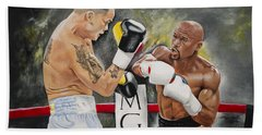 Floyd Mayweather Bath Towel