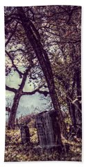 Bath Towel featuring the photograph Foggy Memories by Melanie Lankford Photography