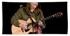 Folk Musician Denise Franke Hand Towel
