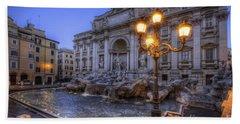 Fontana Di Trevi 3.0 Bath Towel by Yhun Suarez