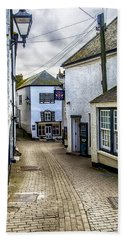Fore Street Port Isaac Bath Towel