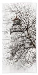 Fort Gratiot Lighthouse  Hand Towel