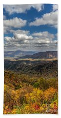 Fort Mountain Hand Towel