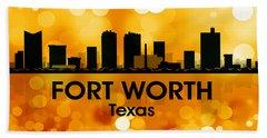Fort Worth Tx 3 Hand Towel