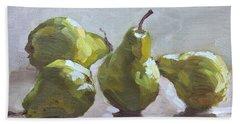 Four Pears Hand Towel