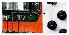 Four String Rickenbacker Bass  Hand Towel