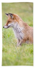 Fox Bath Towel