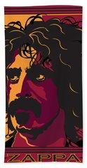 Frank Zappa  Hand Towel