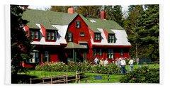 Franklin D. Roosevelt Cottage Campobello Nb Hand Towel