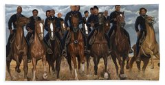 Freedom Riders Hand Towel