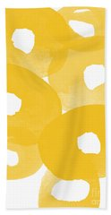 Freesia Splash Hand Towel