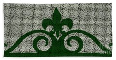 French Royalty Hand Towel