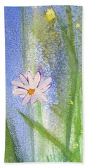 Fresh As A Daisy 2. Bath Towel by Elvira Ingram