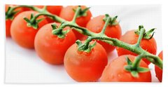 Fresh Tomatoes Hand Towel