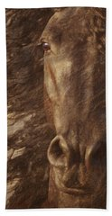 Friesian Spirit Hand Towel by Melinda Hughes-Berland