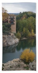 From Pont Du Gard Hand Towel