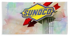 From The Sunoco Roost Hand Towel