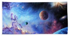 Frontiers Of The Cosmos Bath Towel