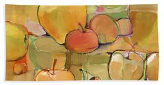 Fruit Still Life Bath Towel