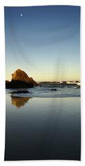 Ft. Bragg Moonset Bath Towel